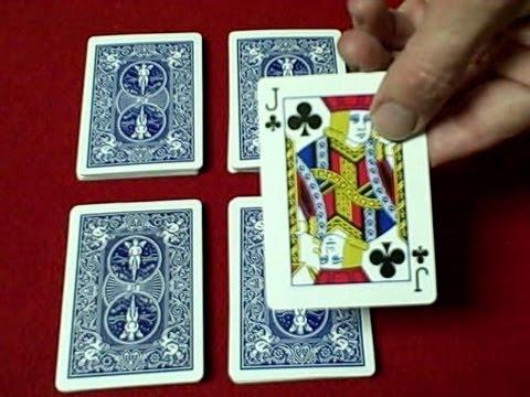Jack The Bounty Hunter  Magic Card Trick Revealed