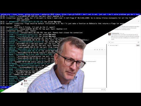 IRC Or Slack?