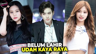 Anak Konglomerat! 10 Idol Kpop Ini Ternyata Terlahir Dari Keluarga Kaya Raya MP3