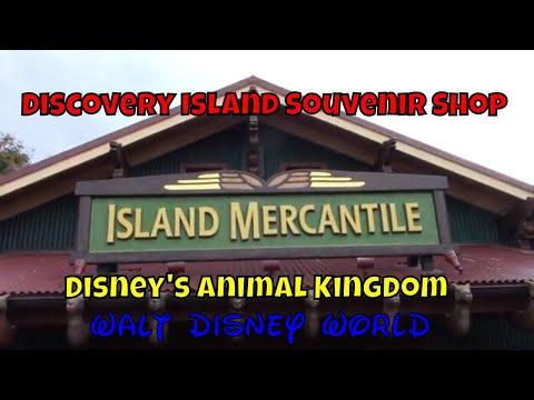 Island Mercantile Gift Shop at Disney's Animal Kingdom