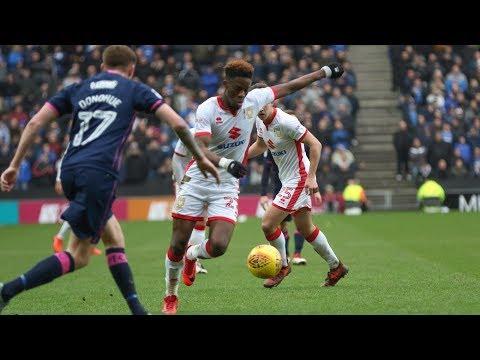 HIGHLIGHTS: MK Dons 1-2 Portsmouth