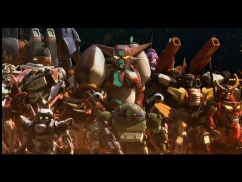 Super Robot Taisen Z3 Jigoku Hen - Opening CGI