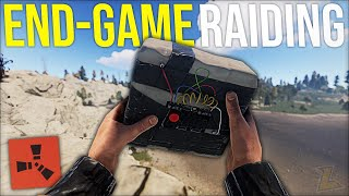 MEGA PROFIT LOOT FROM END-GAME RAIDING ALL OUR NEIGHBOURS - Rust DUO Survival Gameplay (S5-E11)