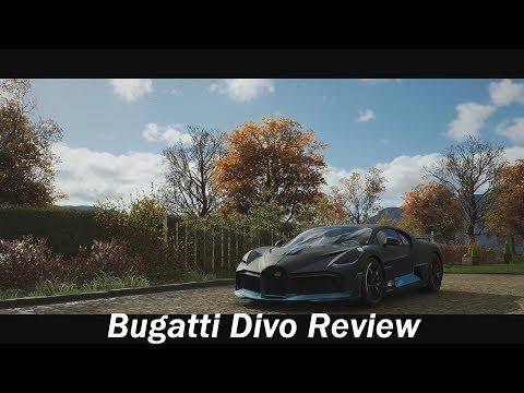 2019 Bugatti Divo Review (Forza Horizon 4)