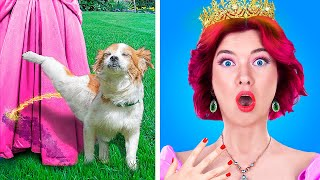 Lucky vs Unlucky / The Story of Princesses