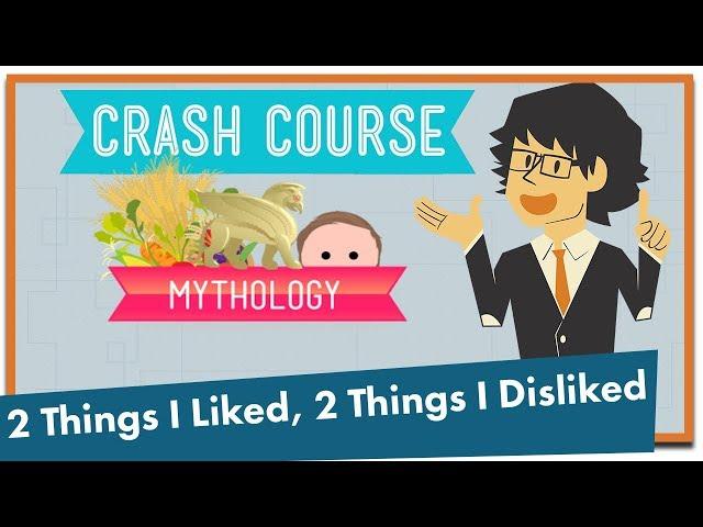 Crash Course Mythology Review