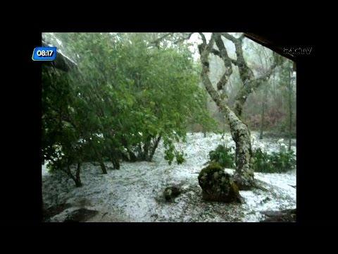 Previsão do tempo para terça-feira, 25 de outubro em Santa Catarina