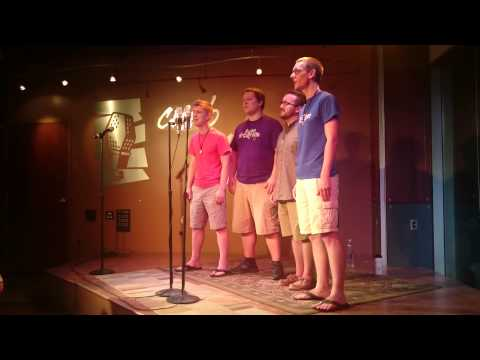 Instant Classic performs at HU 2015 HF reception