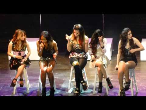 Fifth Harmony - Leave my heart out of this Live HD Orlando