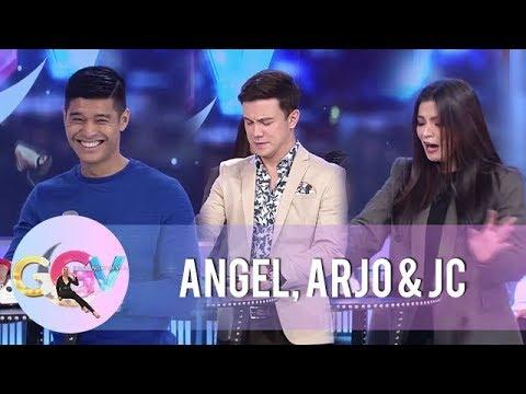GGV: Kuryentanong with Angel, Arjo and JC