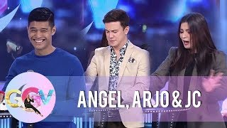 GGV: Kuryentanong with Angel, Arjo and JC