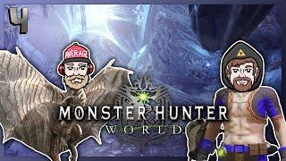The Boys go monster  hunting!