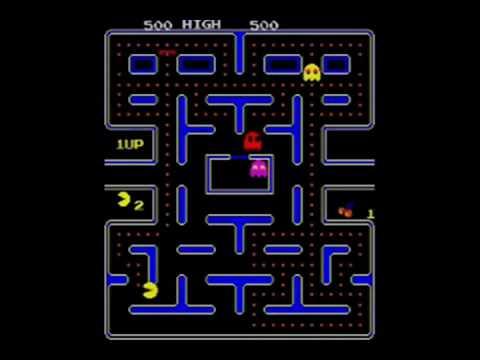 Pac-Man Galaxian Hardware Vs. Ghostmuncher