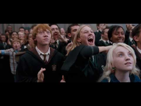 Harry Potter/Ed Sheeran - Castle On The Hill [Music Video]