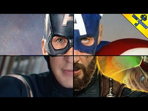 Every Live-Action Captain America Suit Ranked from Worst to Best