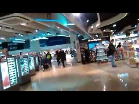 Manchester Airport Terminal 1 England, UK
