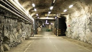 Underground Tunnels, Bases, and Cities