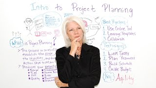 Intro to Project Planning - Project Management Training