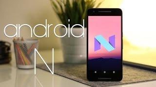 اندرويد نوجا | كل الاضافات الجديدة | Android Nougat
