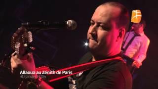 Mohamed Allaoua rend hommage à Idir, Ait Menguellet et Matoub Lounes