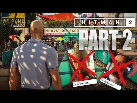 ΗΡΘΑ ΣΤΟ ΜΑΙΑΜΙ ΝΑ ΚΑΘΑΡΙΣΩ | HITMAN 2 GAMEPLAY Part 2 !!!