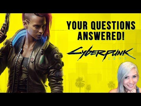 CYBERPUNK 2077 Q&A: I played it early!
