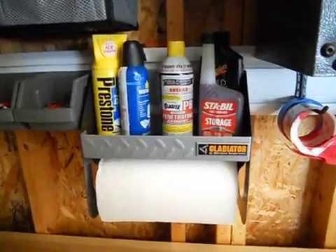 Heavy duty workbench by seville classics doovi for Gladiator vs kobalt garage