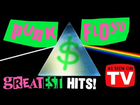 PUNK FLOYD — GReATe$T HiT$  [OFFICIAL]