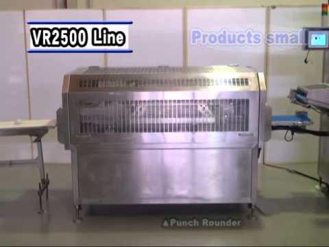 Rheon VR2500 Bread