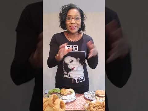 "FOOD REVIEW ""BURGERFI"" Restaurant  ""VEGAN/VEGETARIAN Burger Options! Jacksonville, FL, #I made a"