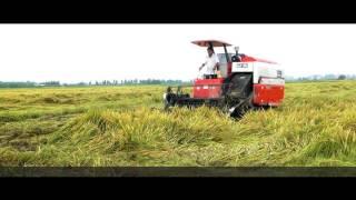 AGRI combine harvester