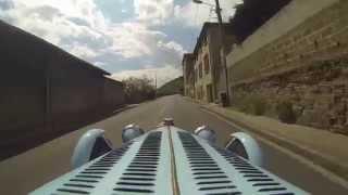 Bugatti type 35 - Grand Prix de Lyon
