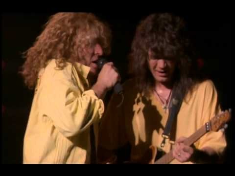 VAN HALEN - RIGHT NOW - LIVE: RIGHT HERE, RIGHT NOW 1993