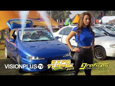 VISIONPLUS TV EN EXPO TUNING MELIPILLA 2015