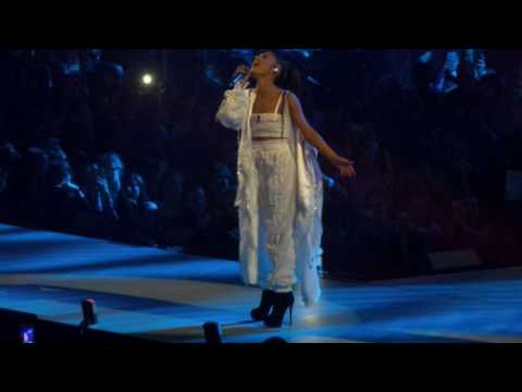 Ariana Grande- Knew Better, Forever Boy, One Last Time, & Touch It ( Dangerous Woman Tour MSG, NYC)