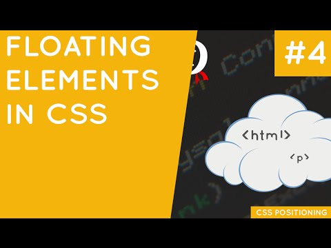 CSS Positioning Tutorial #4 - Floating Elements