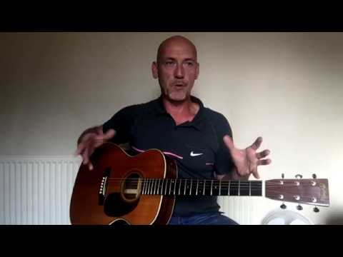 Eric Clapton - I Will Be There - Guitar lesson by Joe Murphy