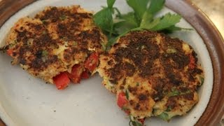 Maryland Crab Cake Superbowl Recipe! Healthy
