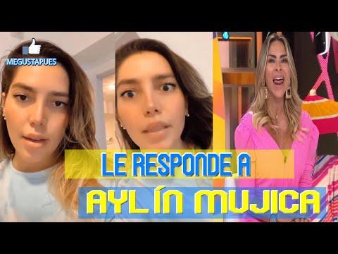 Frida Sofía le cierra la boca de esta manera  Aylín Mujica