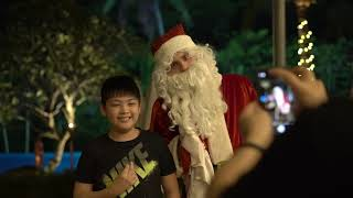 Christmas vibes at The Westin Resort & Spa Ubud, Bali