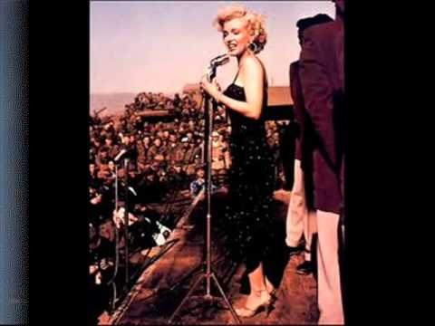 Marilyn Monroe - Santa Baby [Censored]