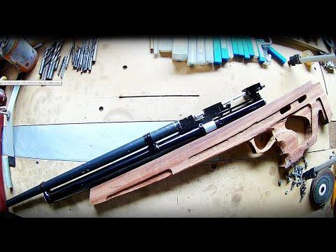 How To Make PCP Air Gun : Tutorial