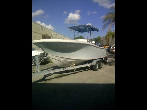 [SOLD] Used 1986 Dusky Marine 233 Center Console In Miami, Florida
