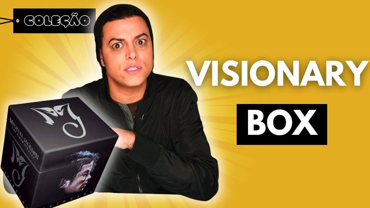 O BOX VISIONÁRIO DO MICHAEL JACKSON