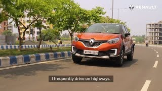 For Every Preference | Renault CAPTUR Stories | Mr. Soumya Seth
