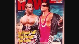 "Bret Hart/Shawn Michaels theme mashup: ""Hitboy Sexyman"""
