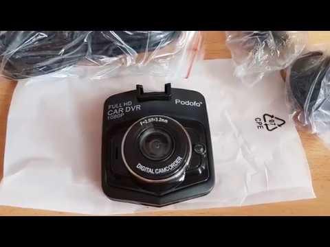 Autokamery LAMAX drive C3 vs PODOFO A1