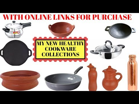 why-i-changed-to-stainless-steel-cooker-&-kadai|cast-iron-tawa|ceramic-pan|copper-bottle|-mud-pots