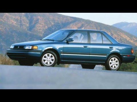 VGT Motorunuzun Gerçek Performansı Mazda 323