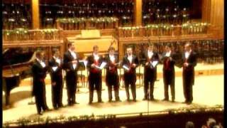 Die Nacht, Schubert, Vienna Vocalists